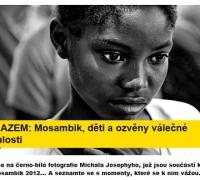 Mosambik, děti a ozvěny válečné minulosti