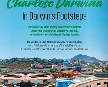 PO STOPÁCH CHARLESE DARWINA