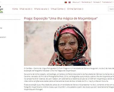 UMA ILHA MÁGICA DE MOCAMBIQUE